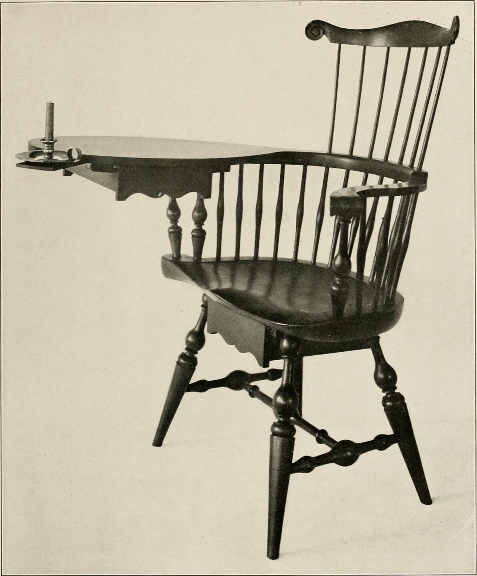Delightful File:Wallace Nutting Windsors   Correct Windsor Furniture. (1918)  (14755873746)