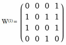 Формальний алгоритм воршелла ред