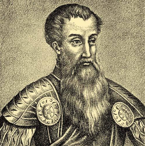 Wilhelm von Roggendorf portréja