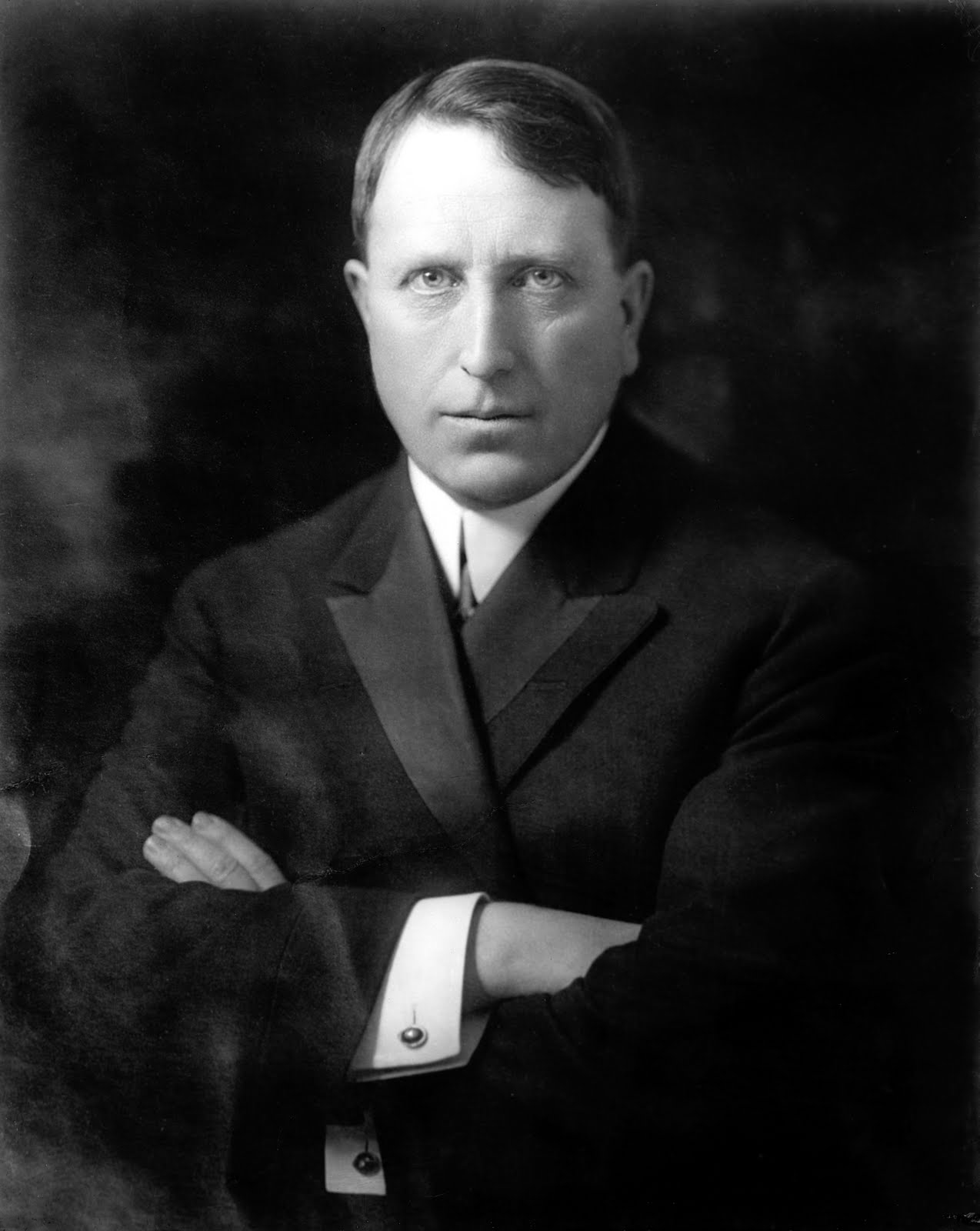 Ritratto di William Randolph Hearst