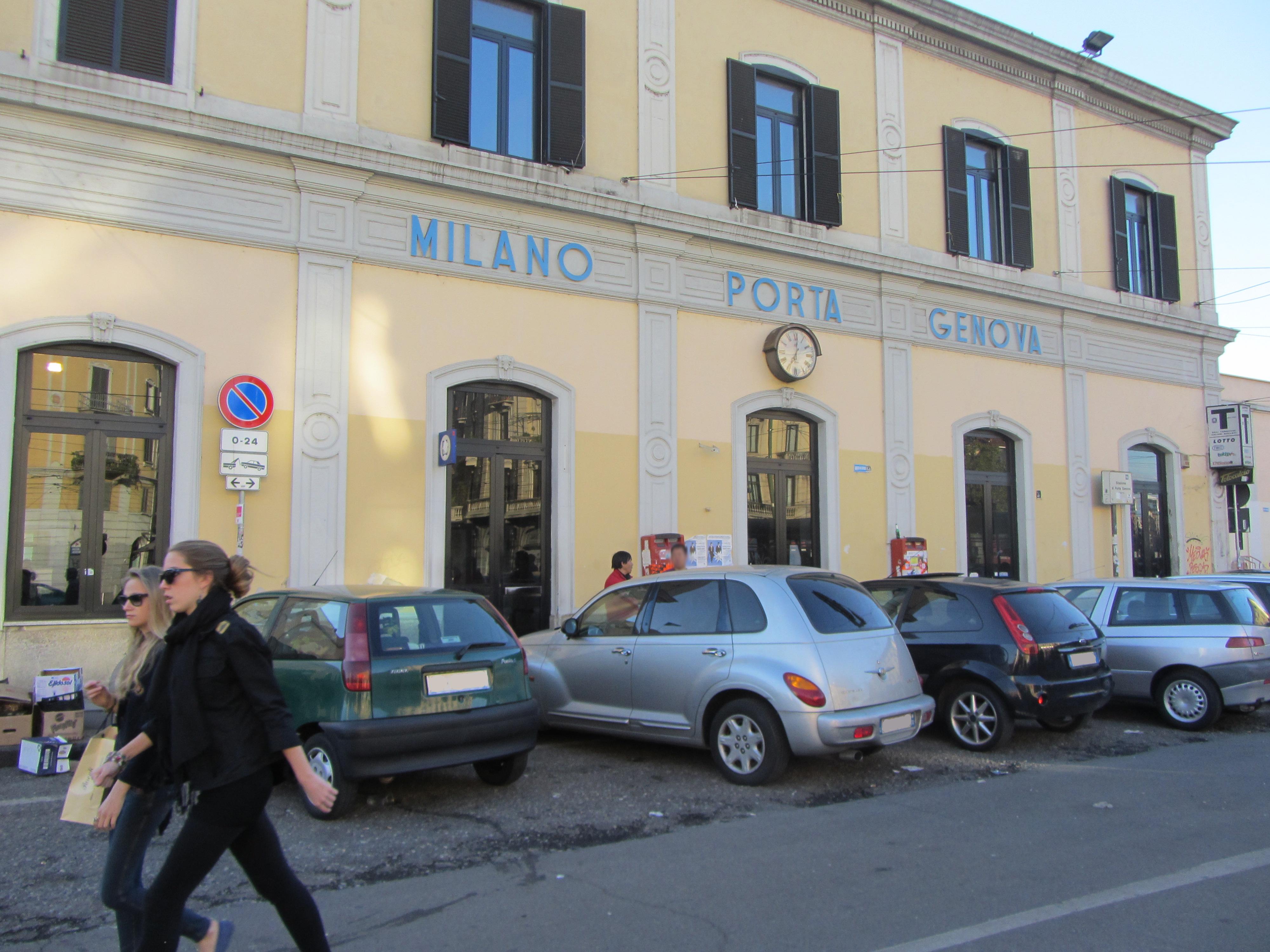 File 12 italy stazione porta genova a milano jpg - Carabinieri porta genova milano ...