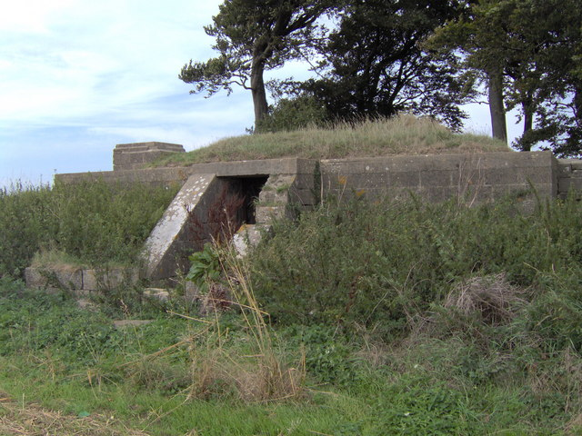 'Starfish' Decoy Control Bunker on Liddington Hill - geograph.org.uk - 238767
