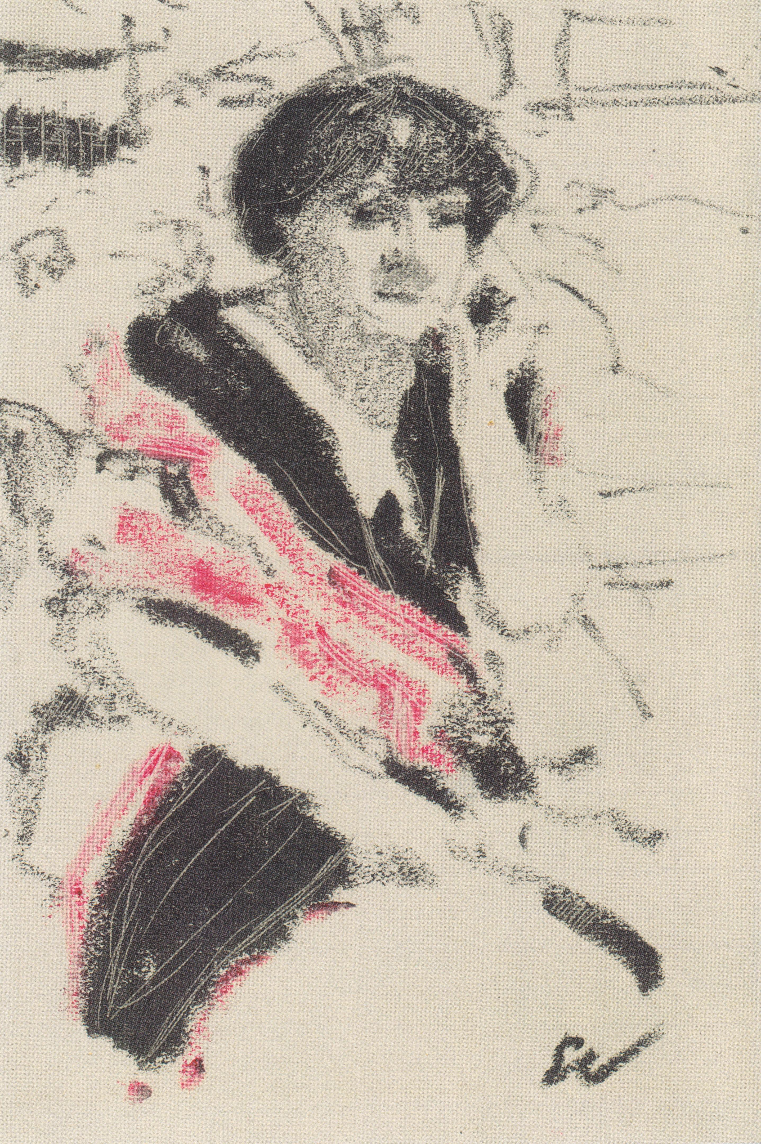 Edouard Vuillard Drawings File:édouard Vuillard