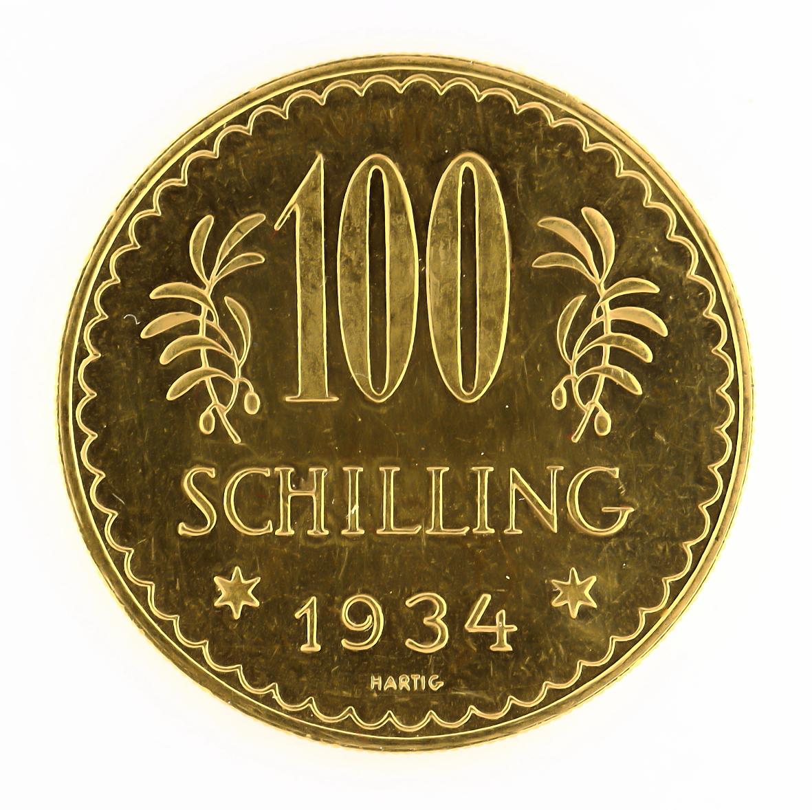 Dateiösterreich 100 Schilling Münze 1934 Reversjpg Wikipedia