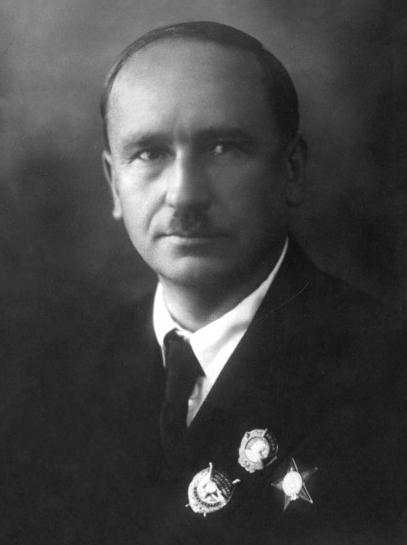 Soviet polar aviator