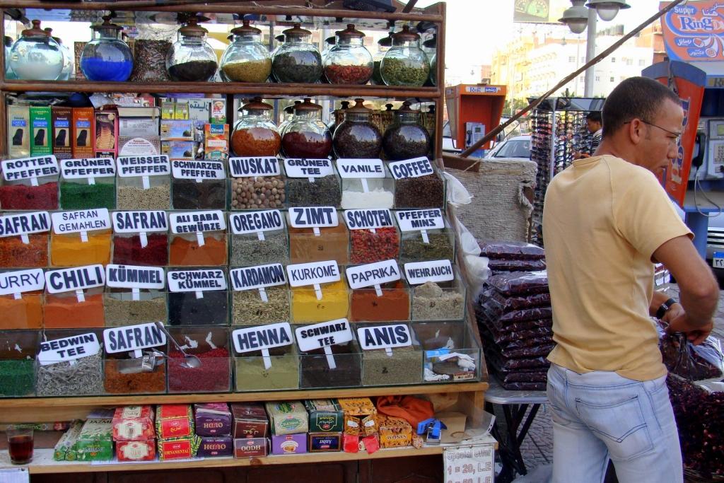Die Gewurze - korenie po nemecky | Nemčina pre samoukov