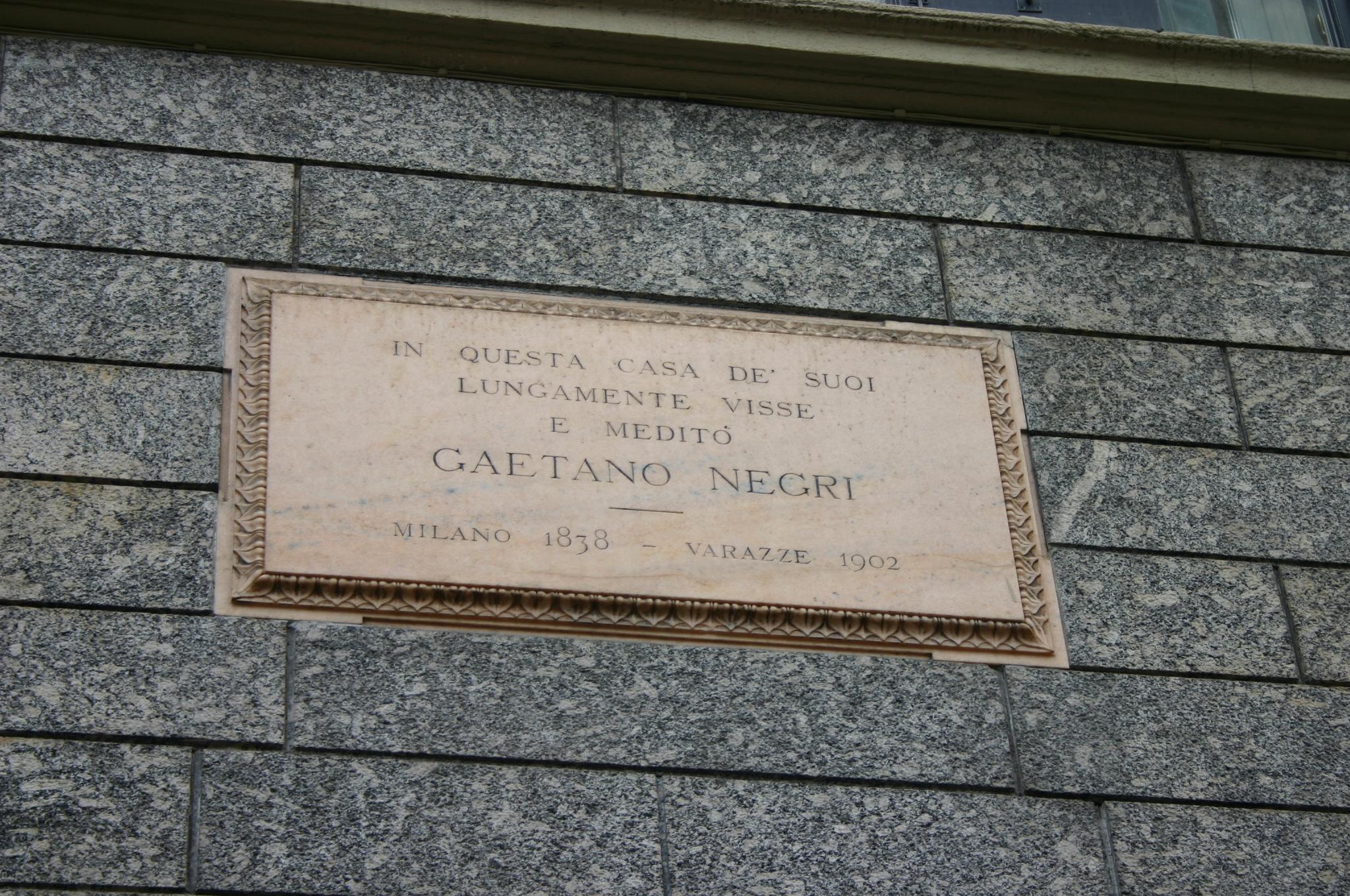 File 0552 milano corso di porta romana lapide casa - Corso di porta romana ...