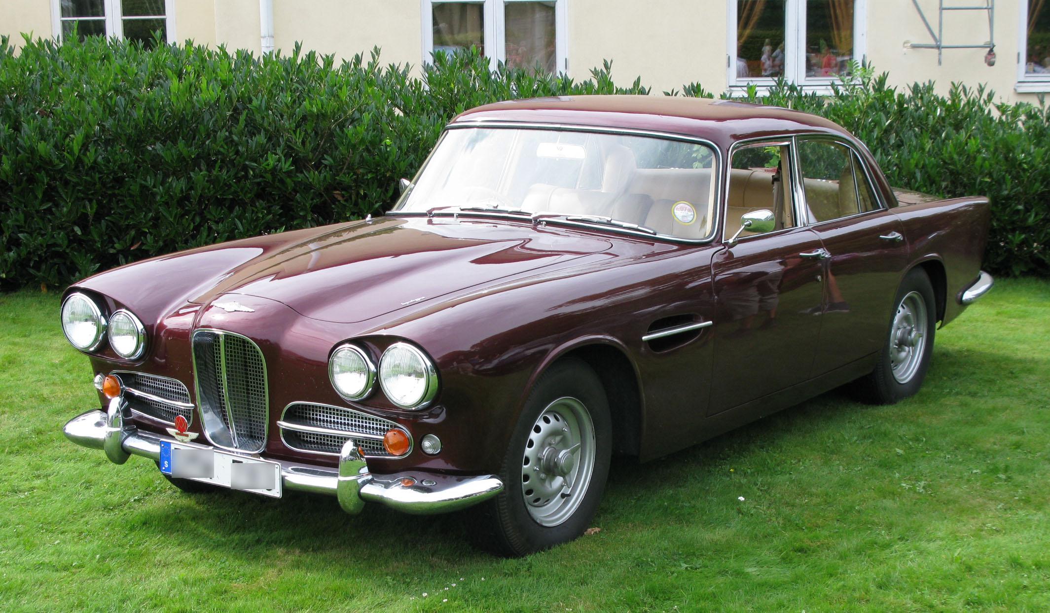 Old Royal Cars