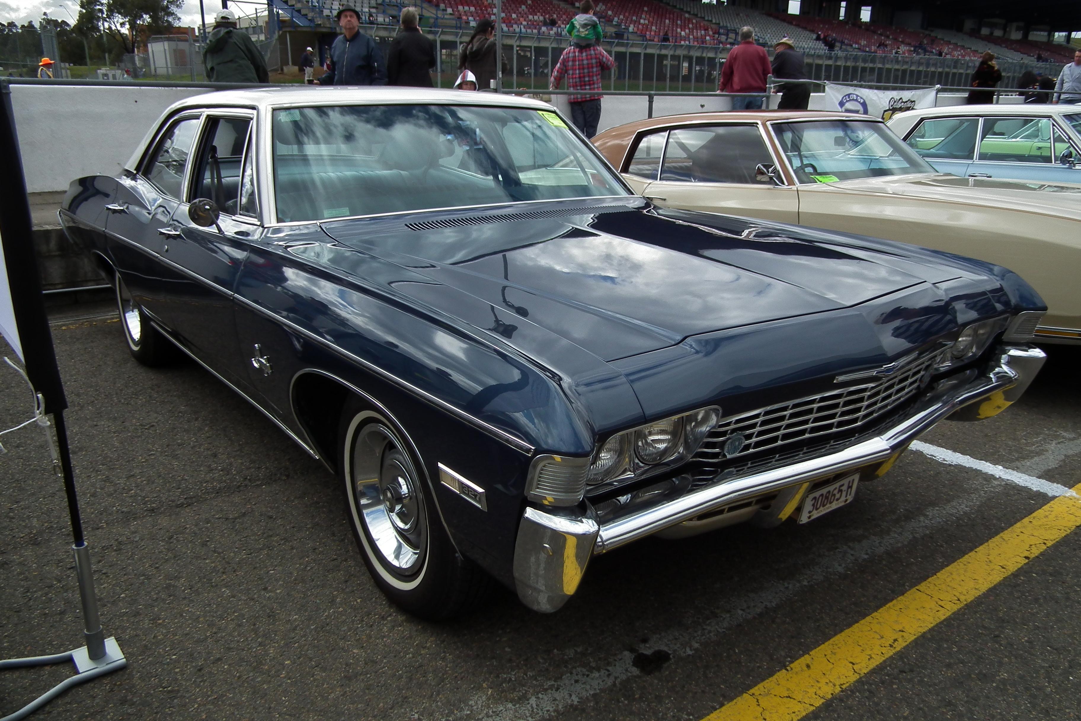 Kelebihan Kekurangan Chevrolet Impala 1968 Top Model Tahun Ini