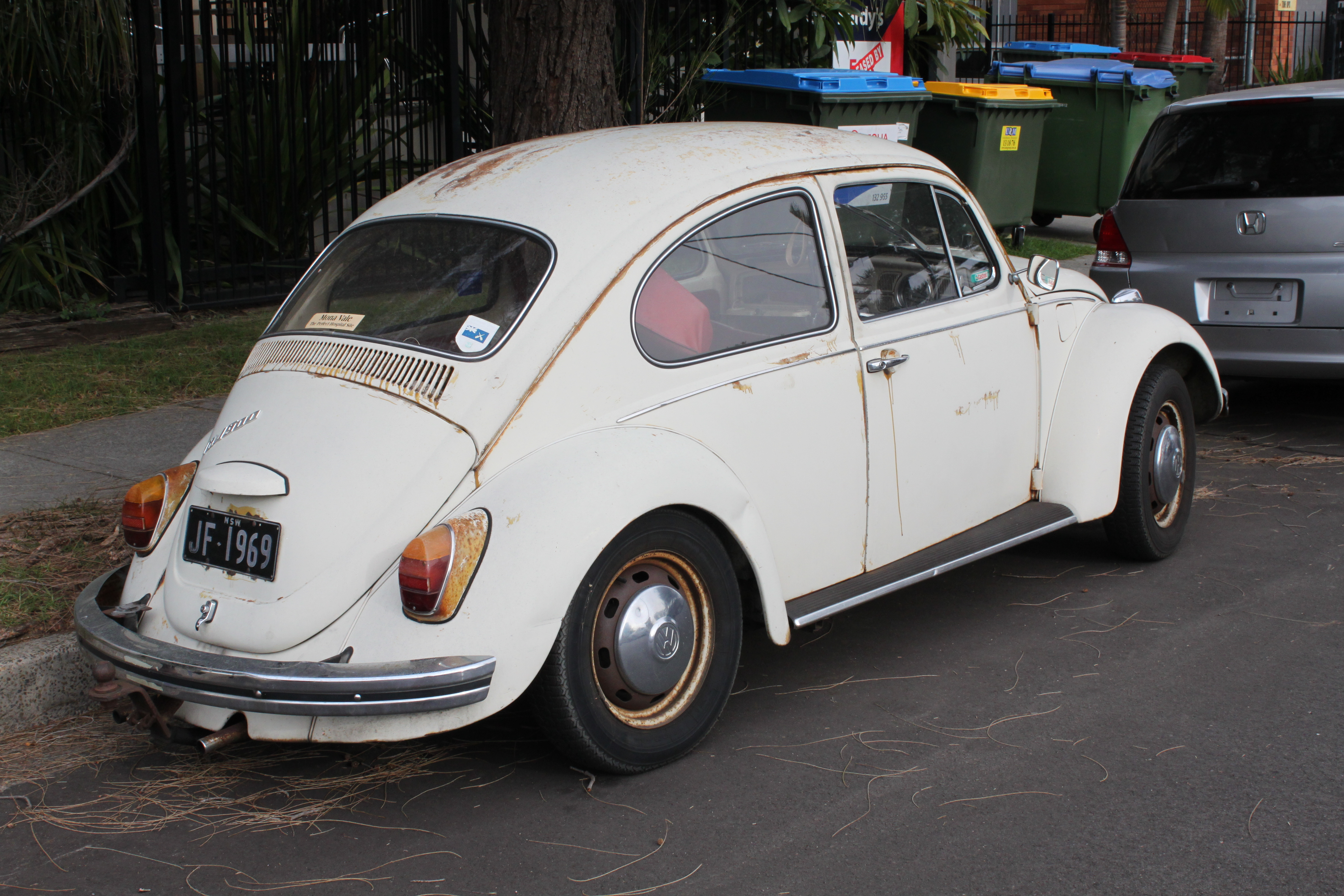 File 1969 Volkswagen Beetle Type 1 1500 Sedan 26563399013 Jpg Wikimedia Commons