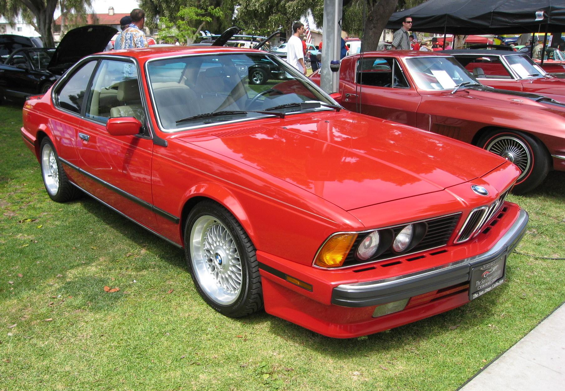 File:1986 BMW M6.jpg - Wikipedia, the free encyclopedia