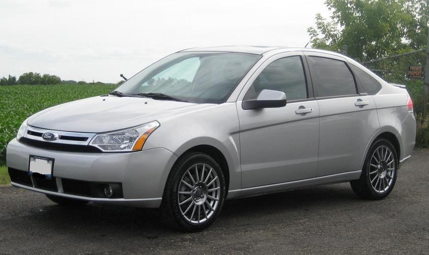 File:2009 ford focus SES sedan.JPG - Wikipedia, the free encyclopedia