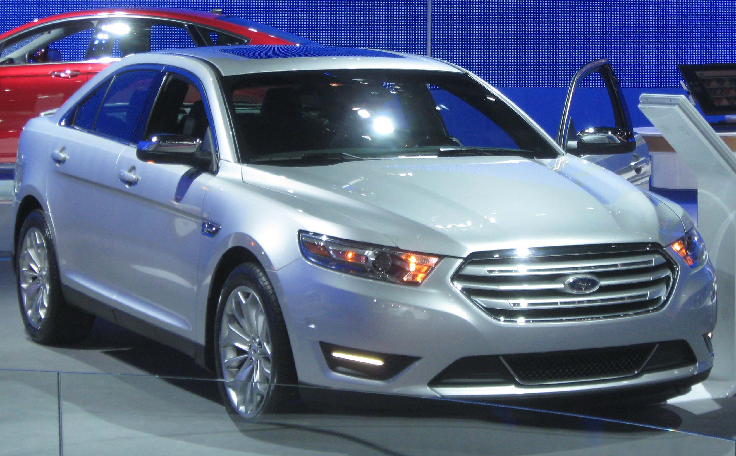 description 2013 ford taurus limited 2012 nyias jpg. Cars Review. Best American Auto & Cars Review