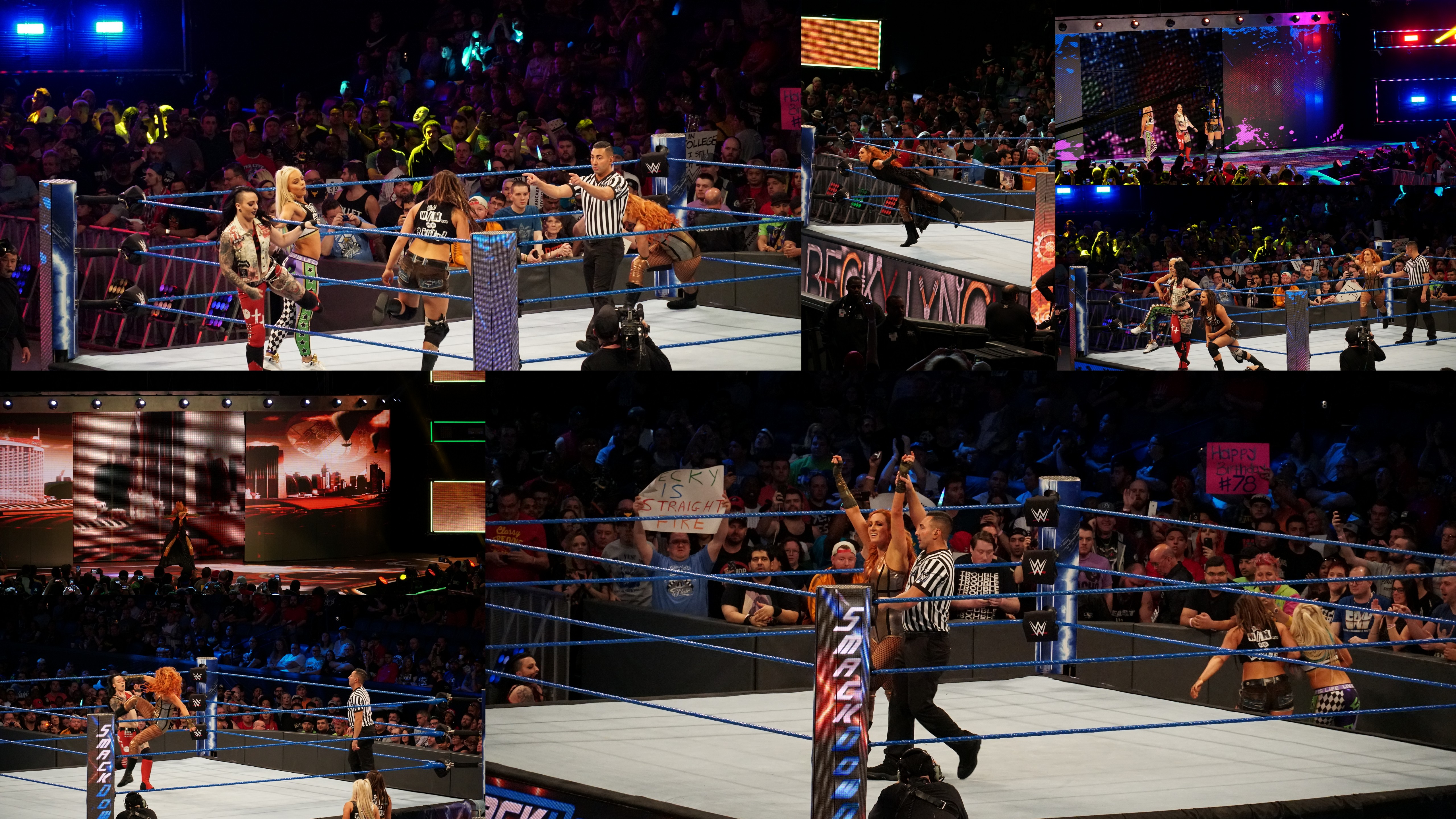 2018-04-10 18-43-36 XXX 2018-04-10 NOLA 2018-WWE Smackdown Live - Becky Lynch Vs Ruby Riott (41773488611).jpg NOLA 2018 - WWE Smackdown Live