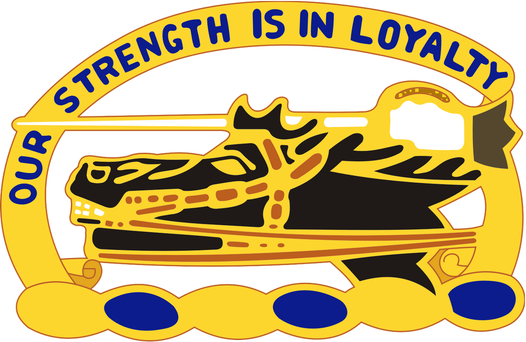 26th Cavalry Distinctive Unit Insignia Left.png