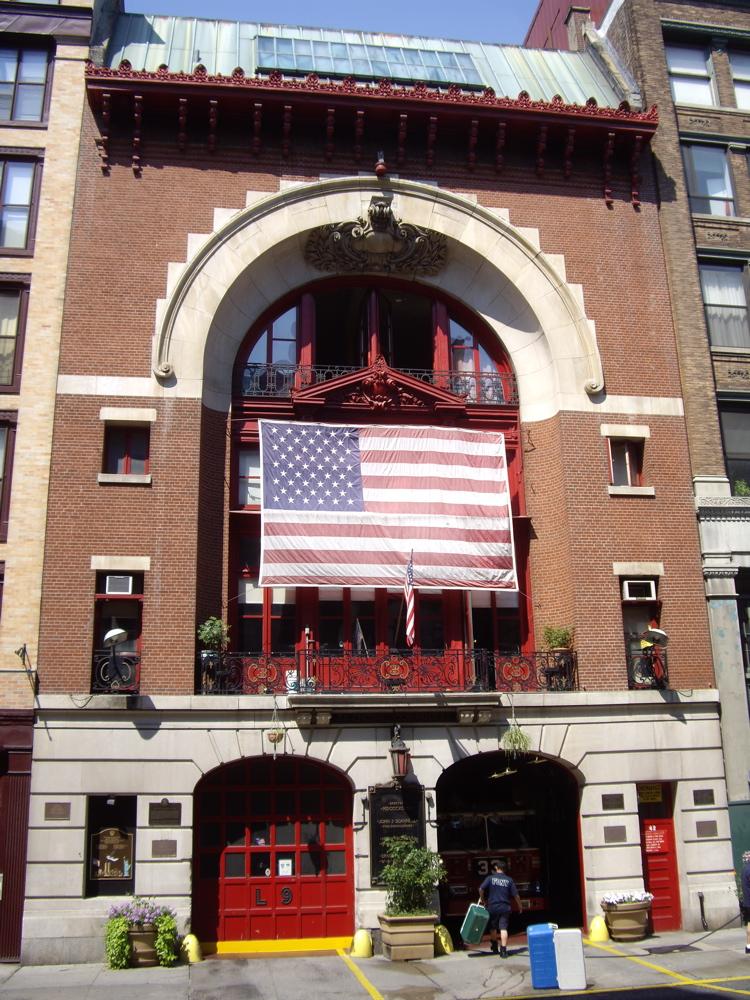 Firehouse, Engine Company 33 And Ladder Company 9