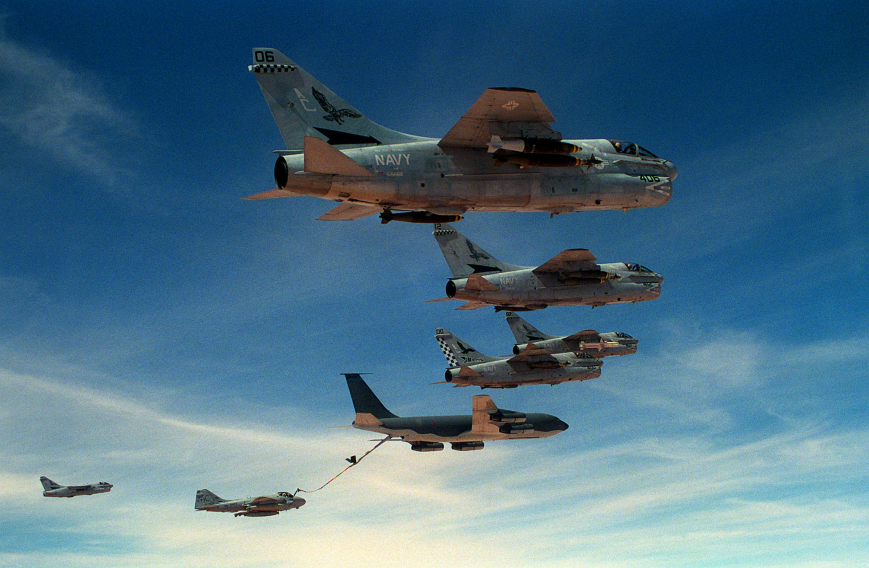 Filea 7es a 6e refueling from kc 135e gulf war 1991eg filea 7es a 6e refueling from kc 135e gulf war 1991 sciox Image collections