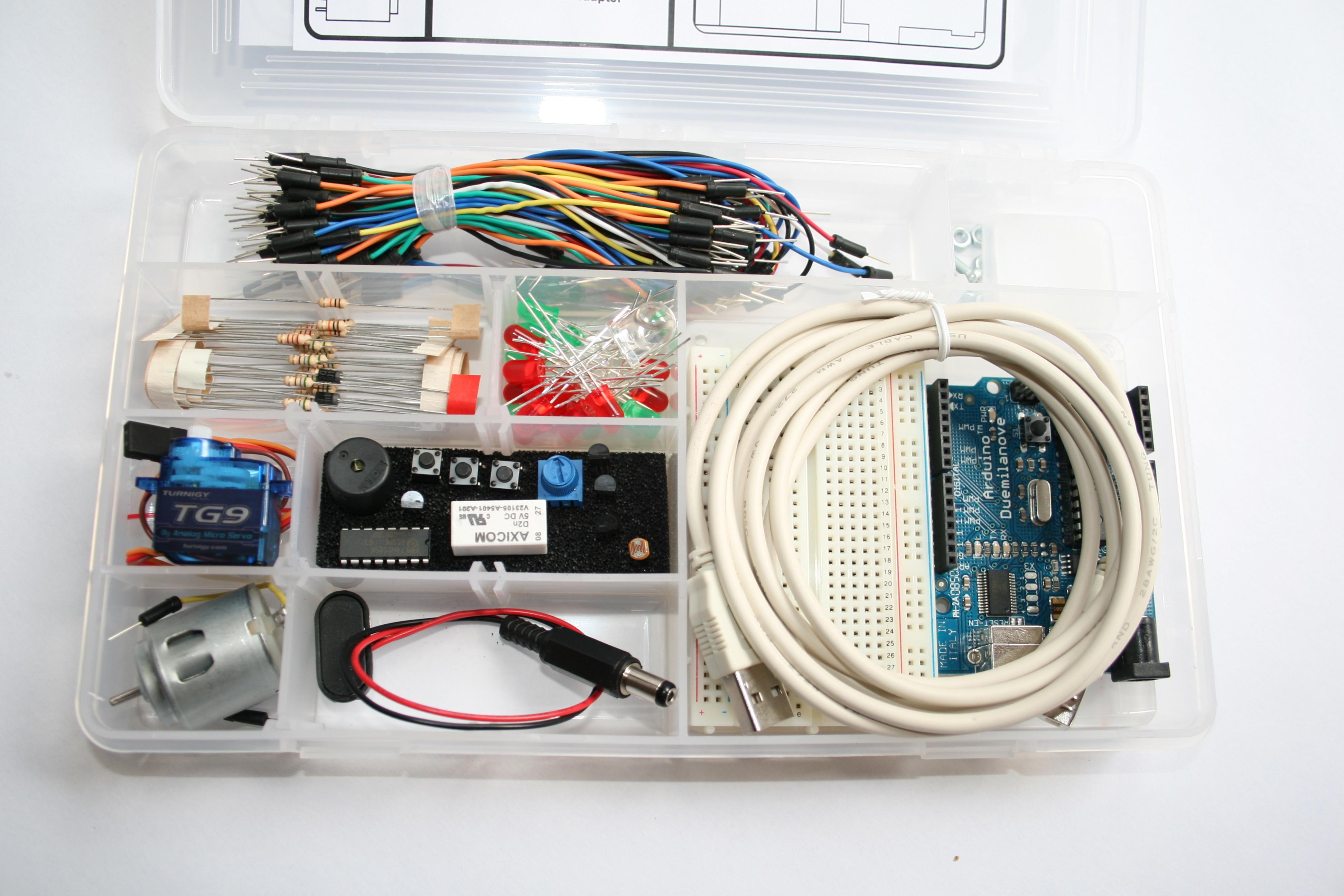 Resultado de imagen de kit arduino