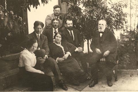 عائلة الصهيونية سارة أورانسون