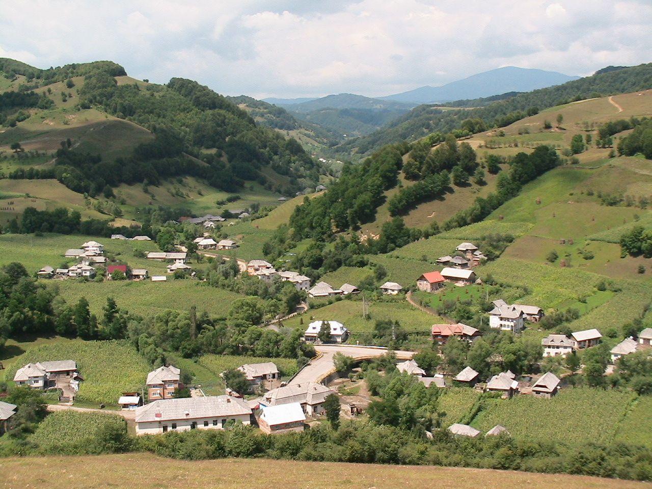 Listă de localități din județul Bistrița-Năsăud - Wikipedia