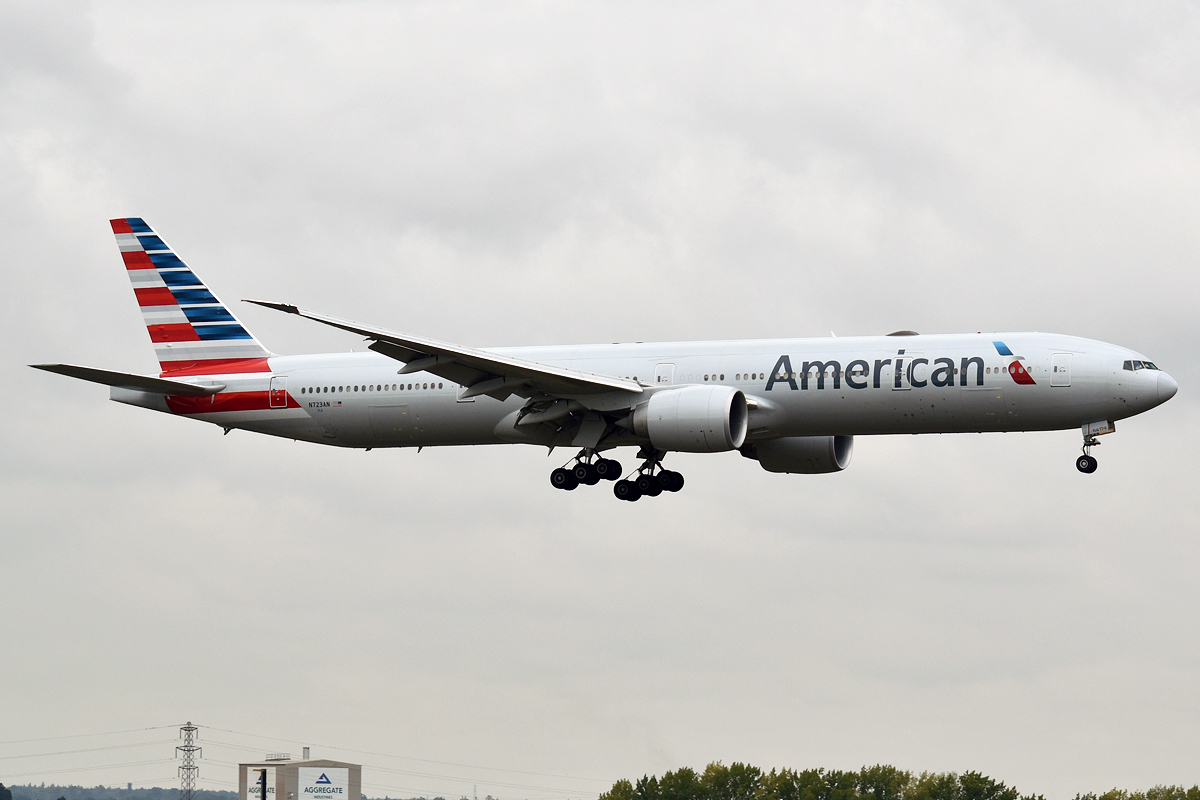American Airlines — World's Busiest Airline in June 2021