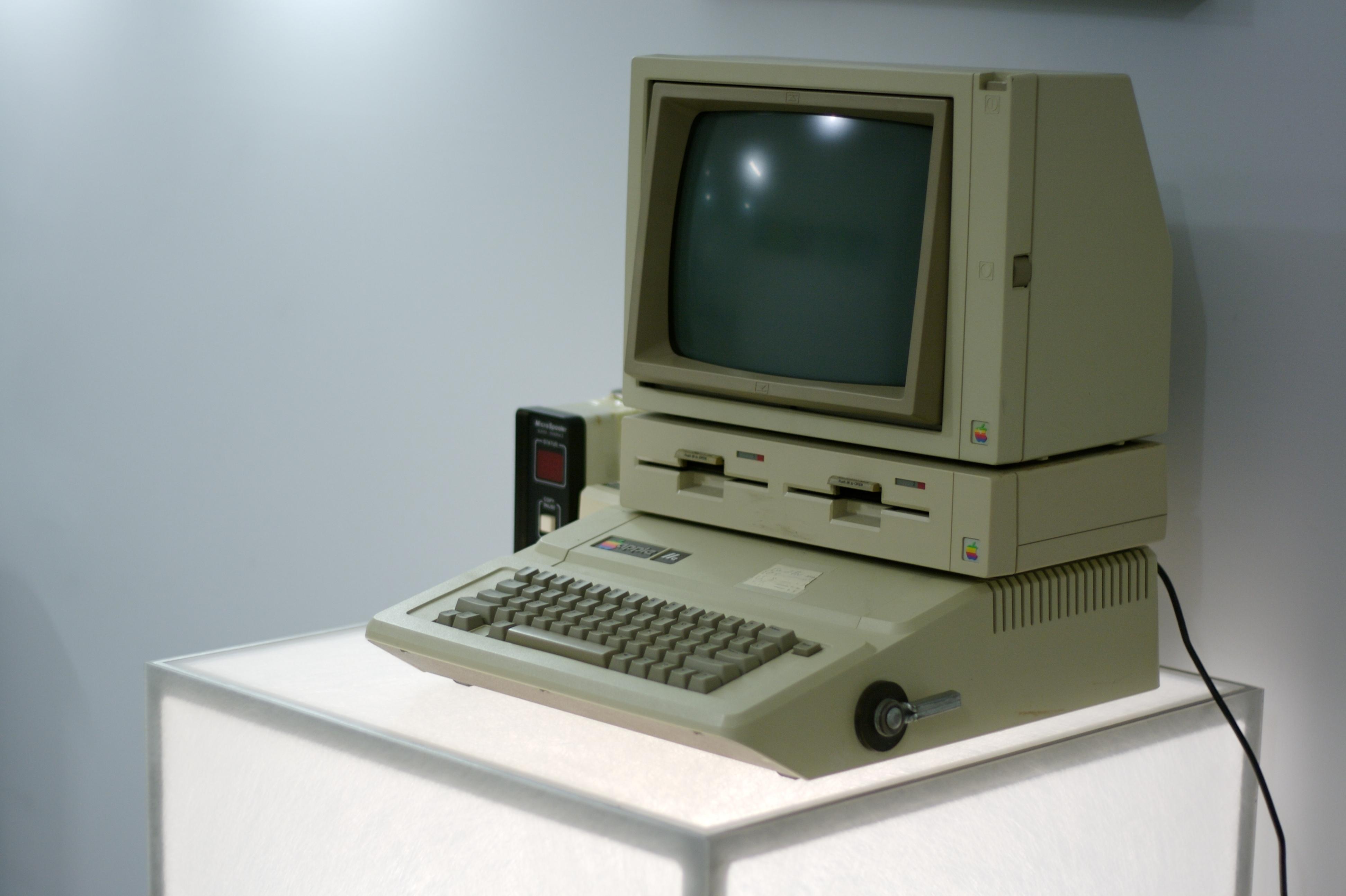 File Apple Iie Google Ny Office Computer Museum Jpg