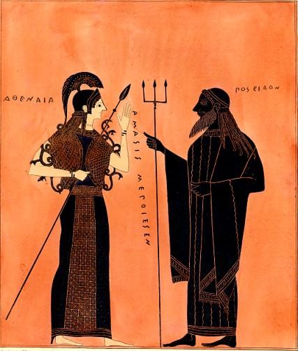 Athena och Poseidon dating ishockey dejting