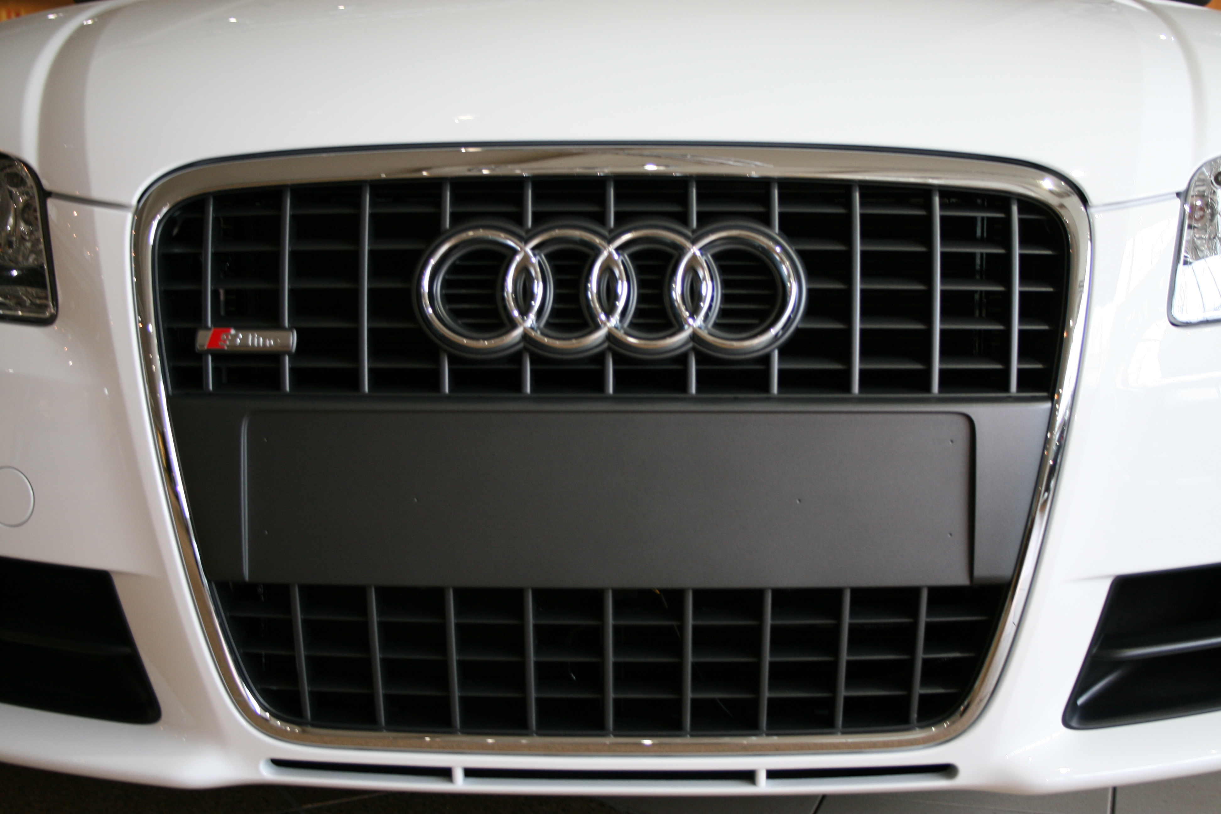 S Car Grille