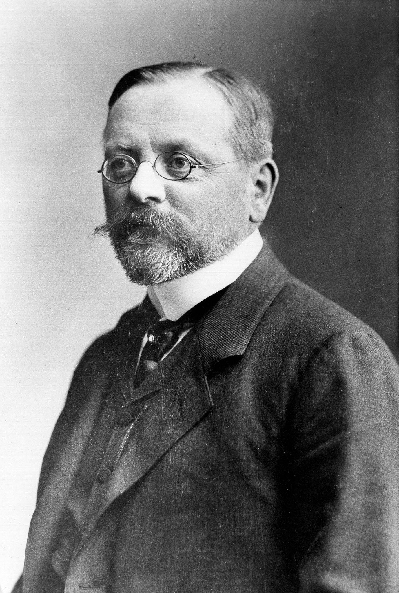 Парсеваль, Август фон