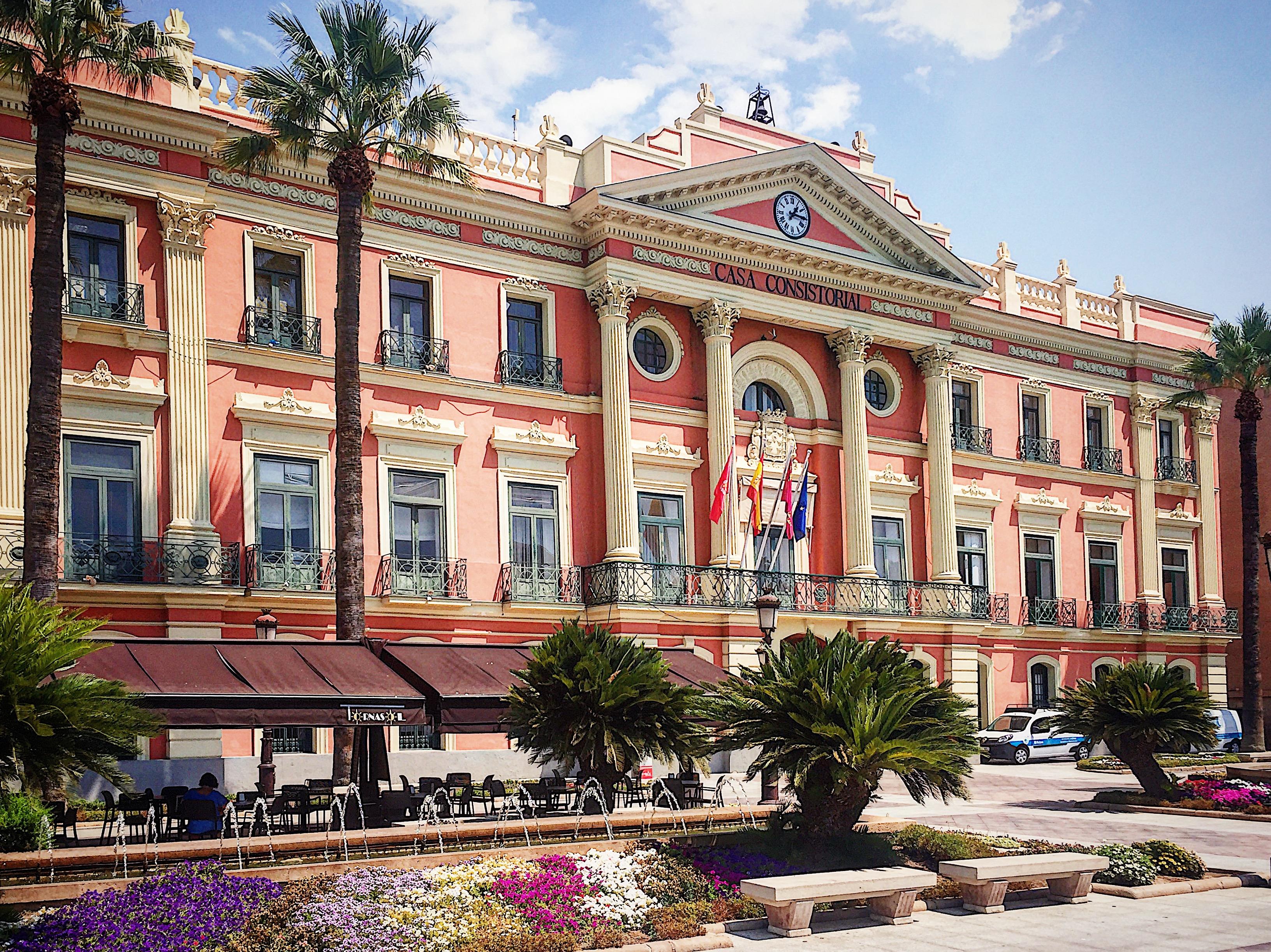 Ayuntamientos de Murcia