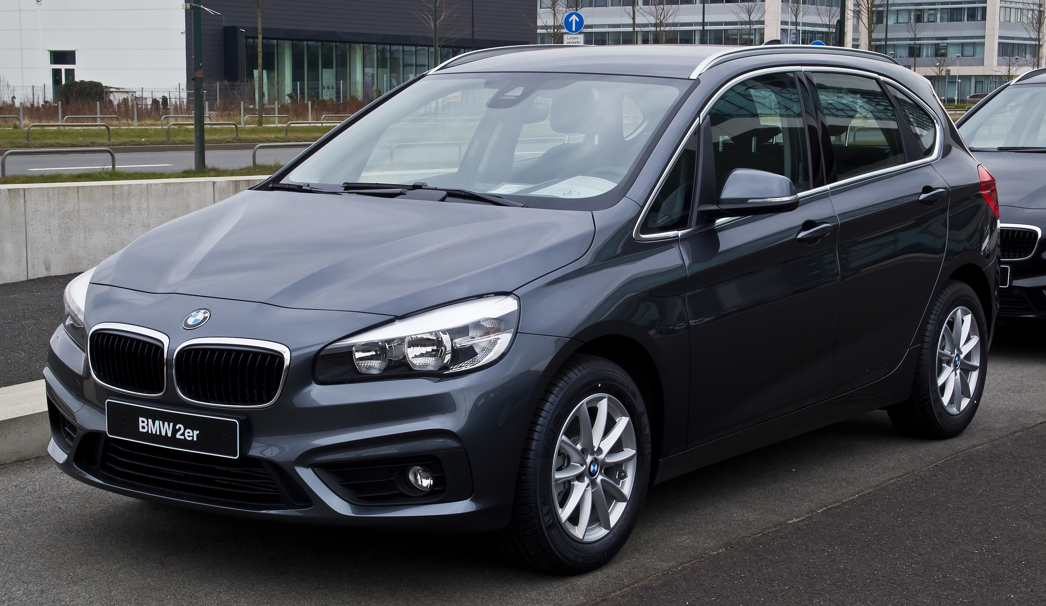 Bmw 2er Active Tourer Wikipedia