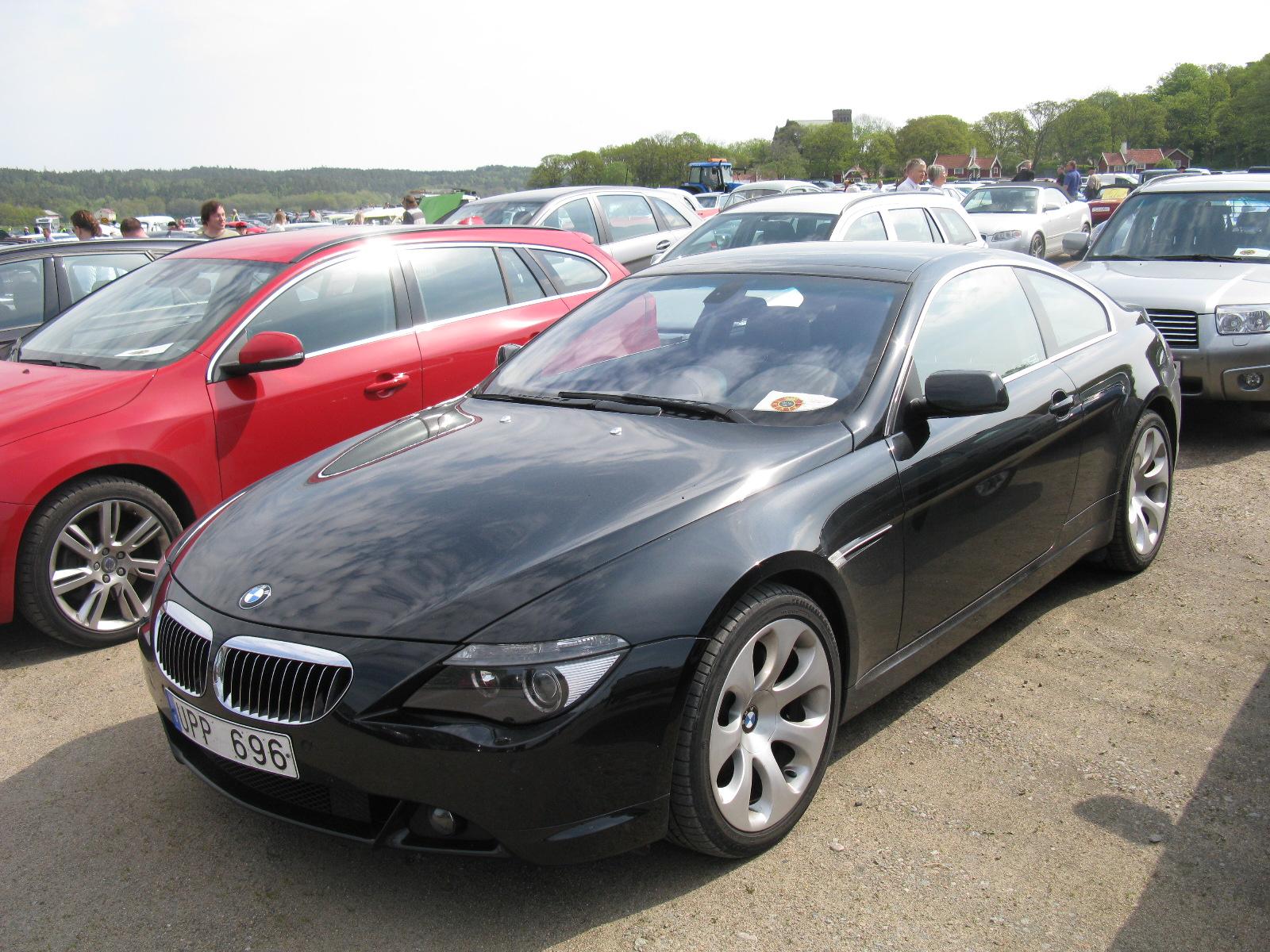 BMW 6 Series Wiki & Review
