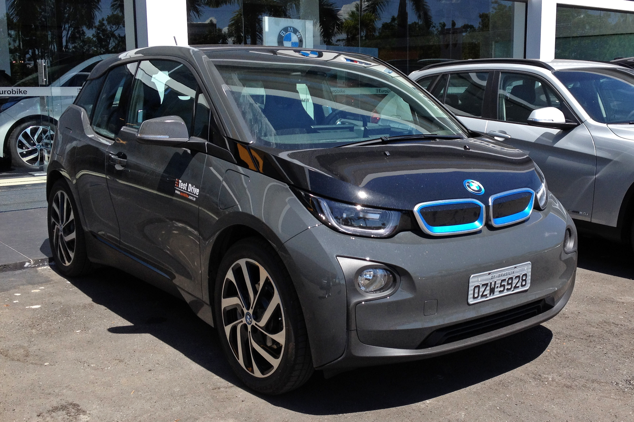 Bmw Electric Car Charge Time