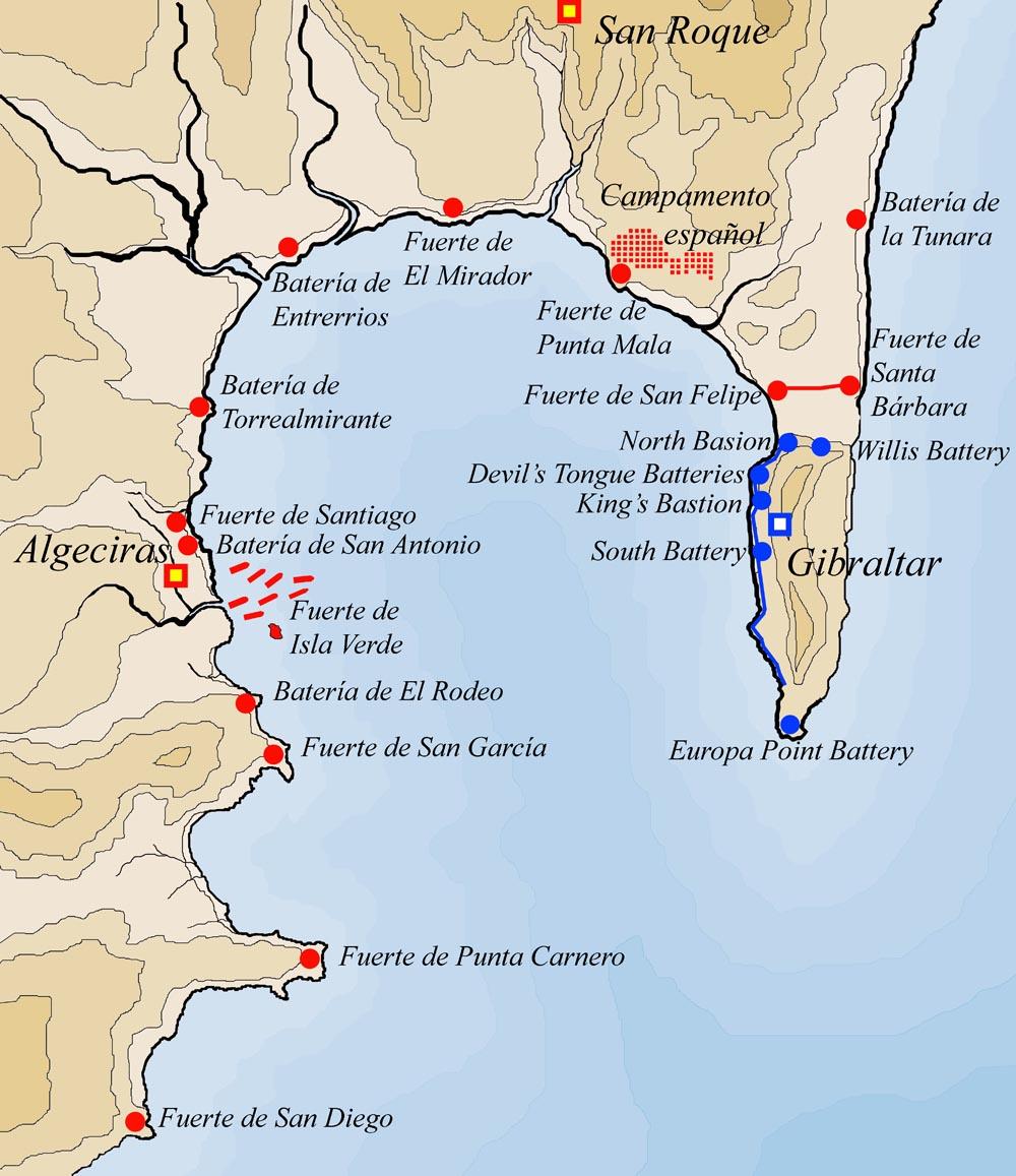 Map Of Cadiz City Proper