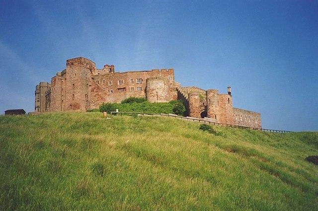 Bamburgh Castle 01