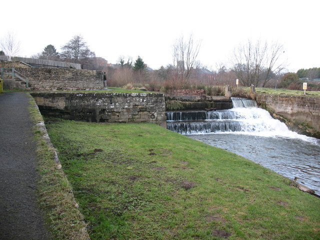 Bedale 'harbour' - geograph.org.uk - 636632