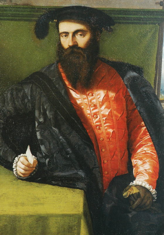 Depiction of Bernardo Tasso