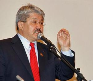 Bakyt Beshimov Kyrgyzstani politician and opposition leader