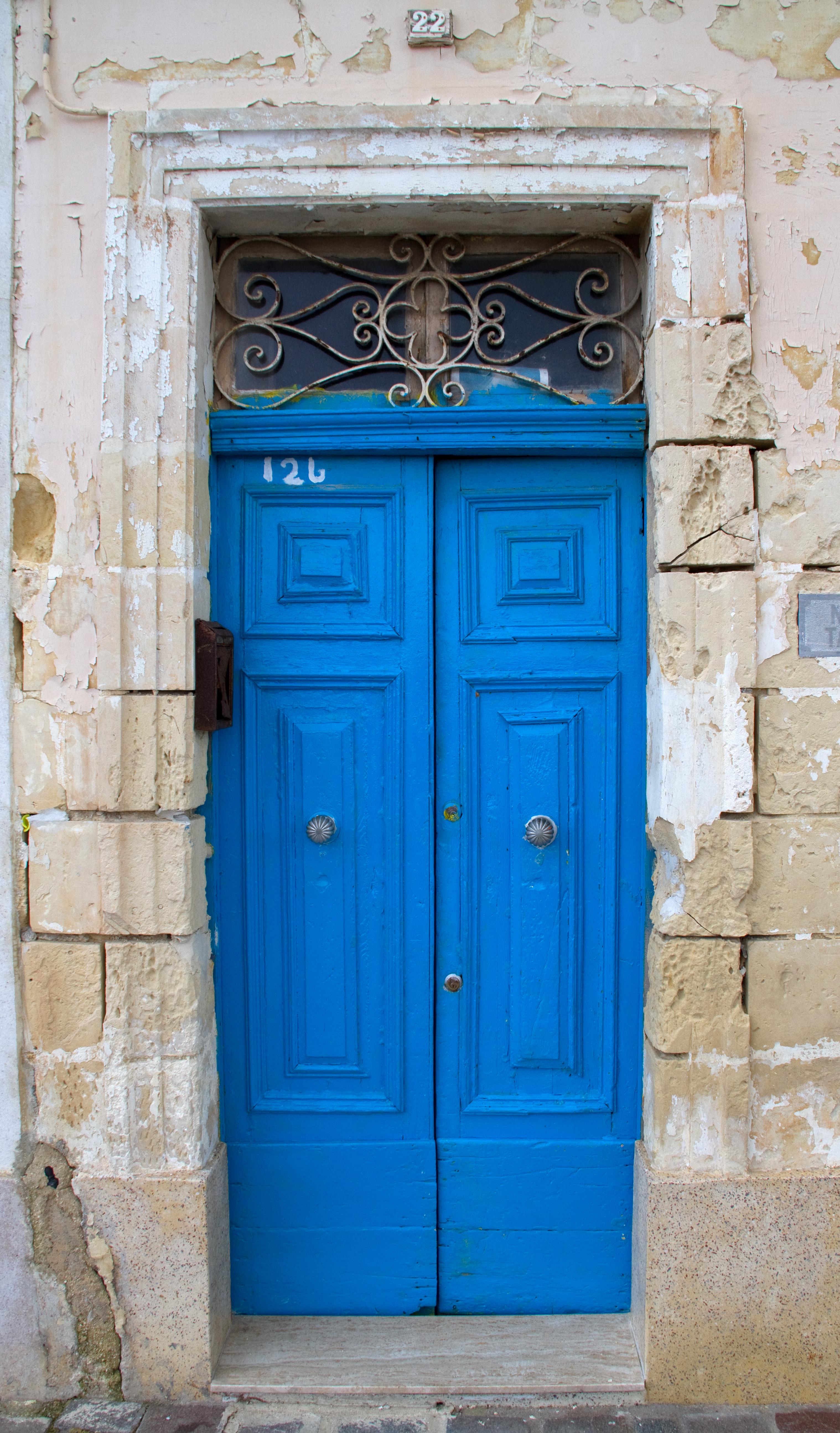 FileBlue Door Marsaxlokk (6800186240).jpg & File:Blue Door Marsaxlokk (6800186240).jpg - Wikimedia Commons