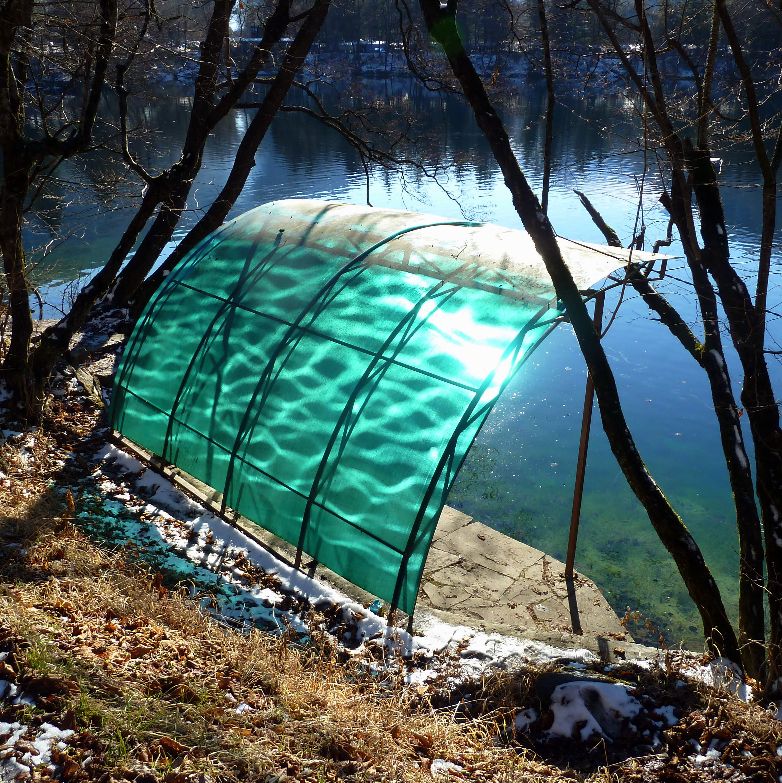 Kabardino-Balkaria. Blue Lakes where are located 48