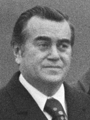 Bohuslav Chňoupek (1975)