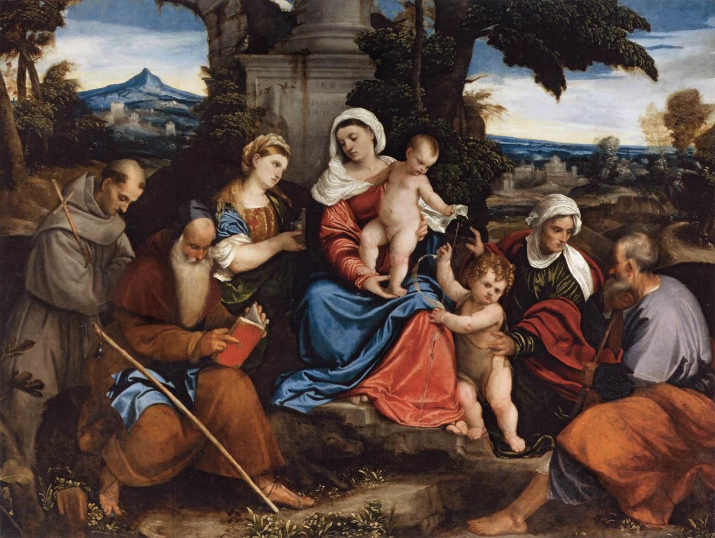 Resultado de imagen de Veronece había pintado un inmenso y suntuoso lienzo para los cultos padres dominicos del Convento de SantiGiovanni e Paolo, en Venecia