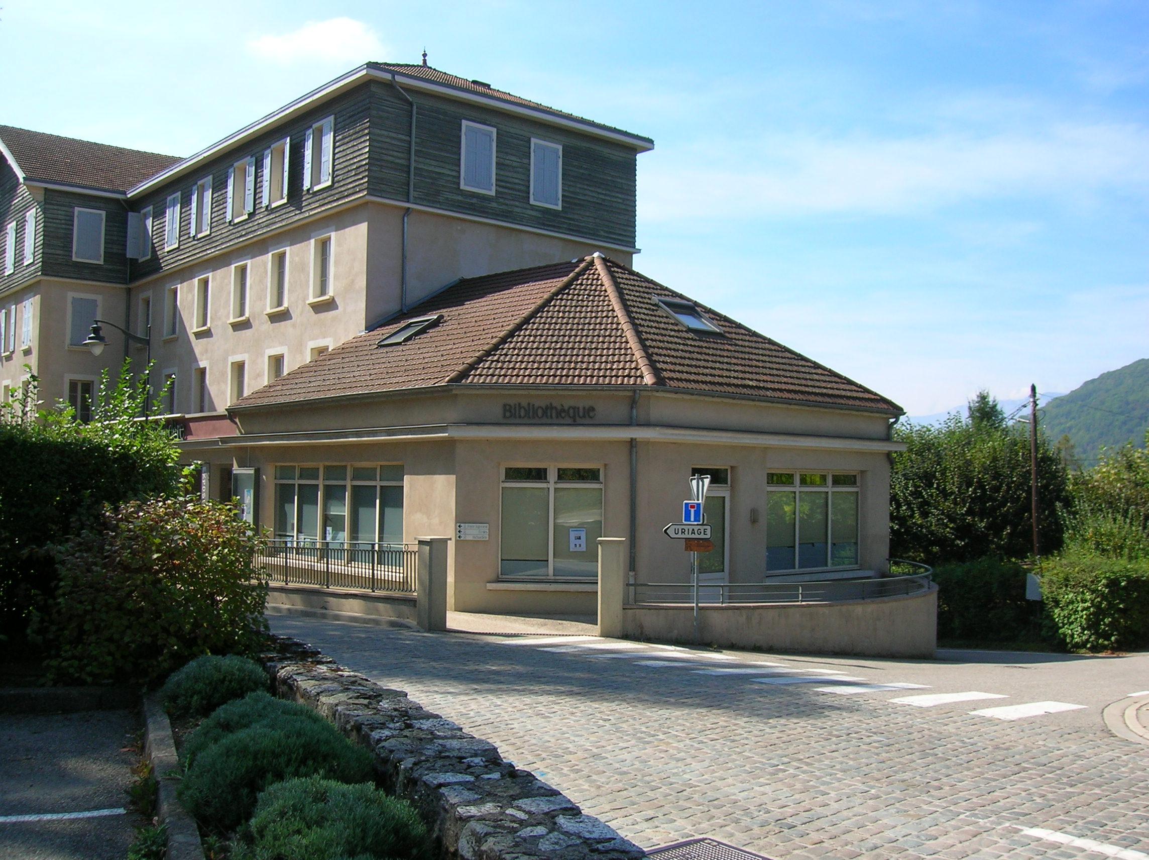 Bibliothèque Saint Martin D Uriage file:bourg st martin uriage 2 bibliothèque - wikimedia
