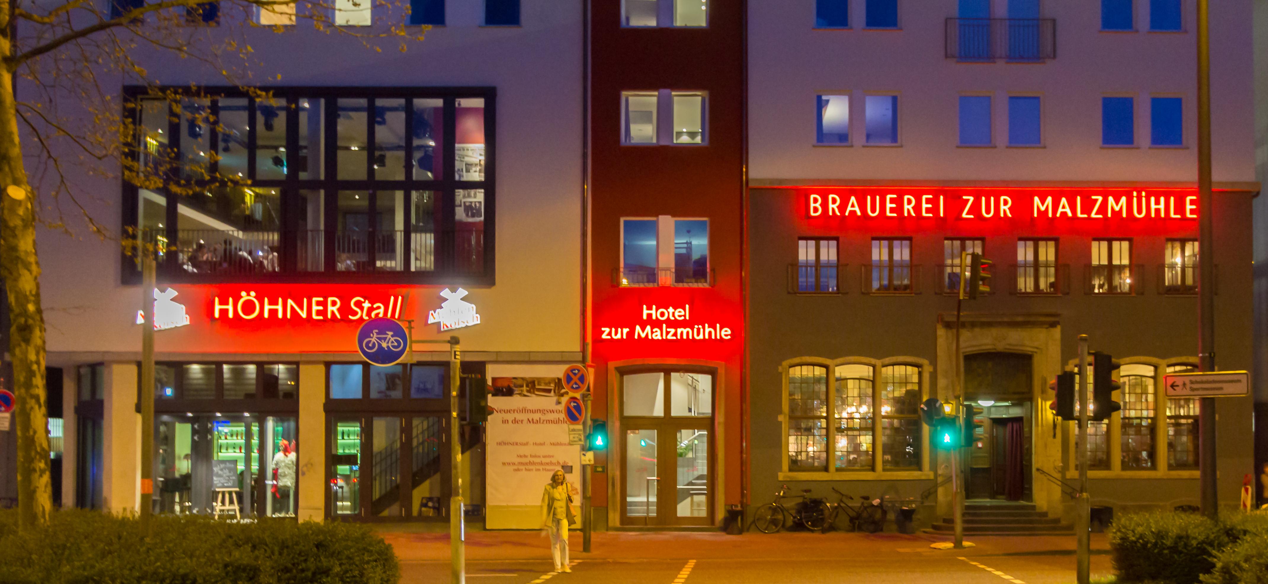 Hotel Zur Malzmuhle Koln Telefonnummer