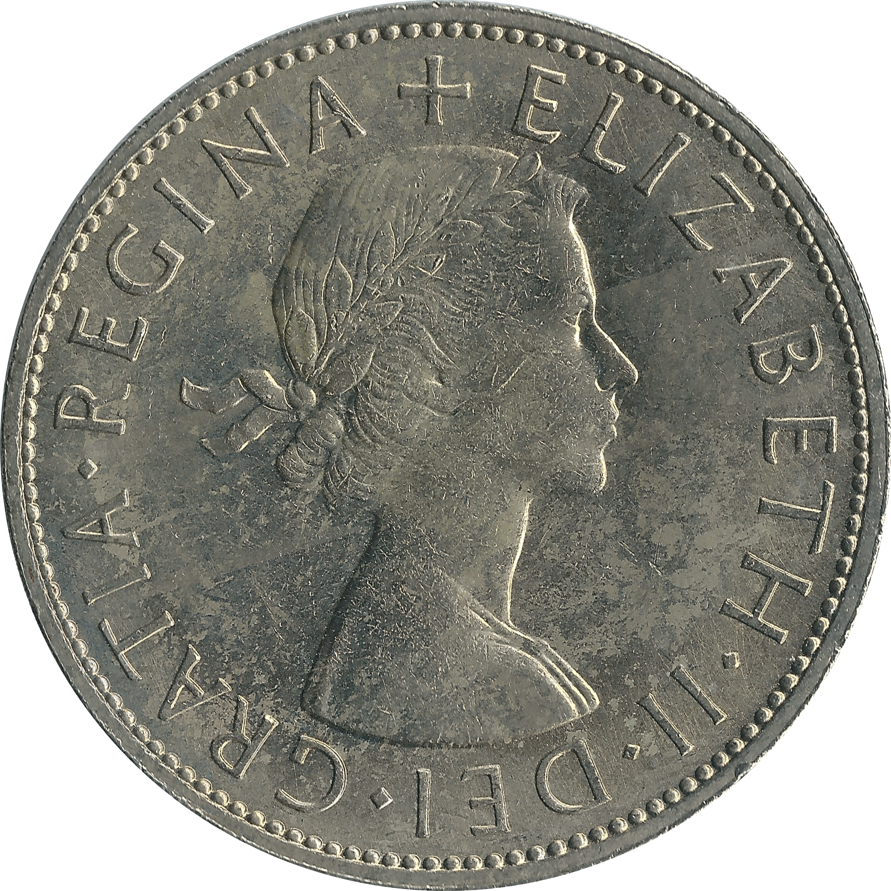Half Crown British Coin Wikipedia