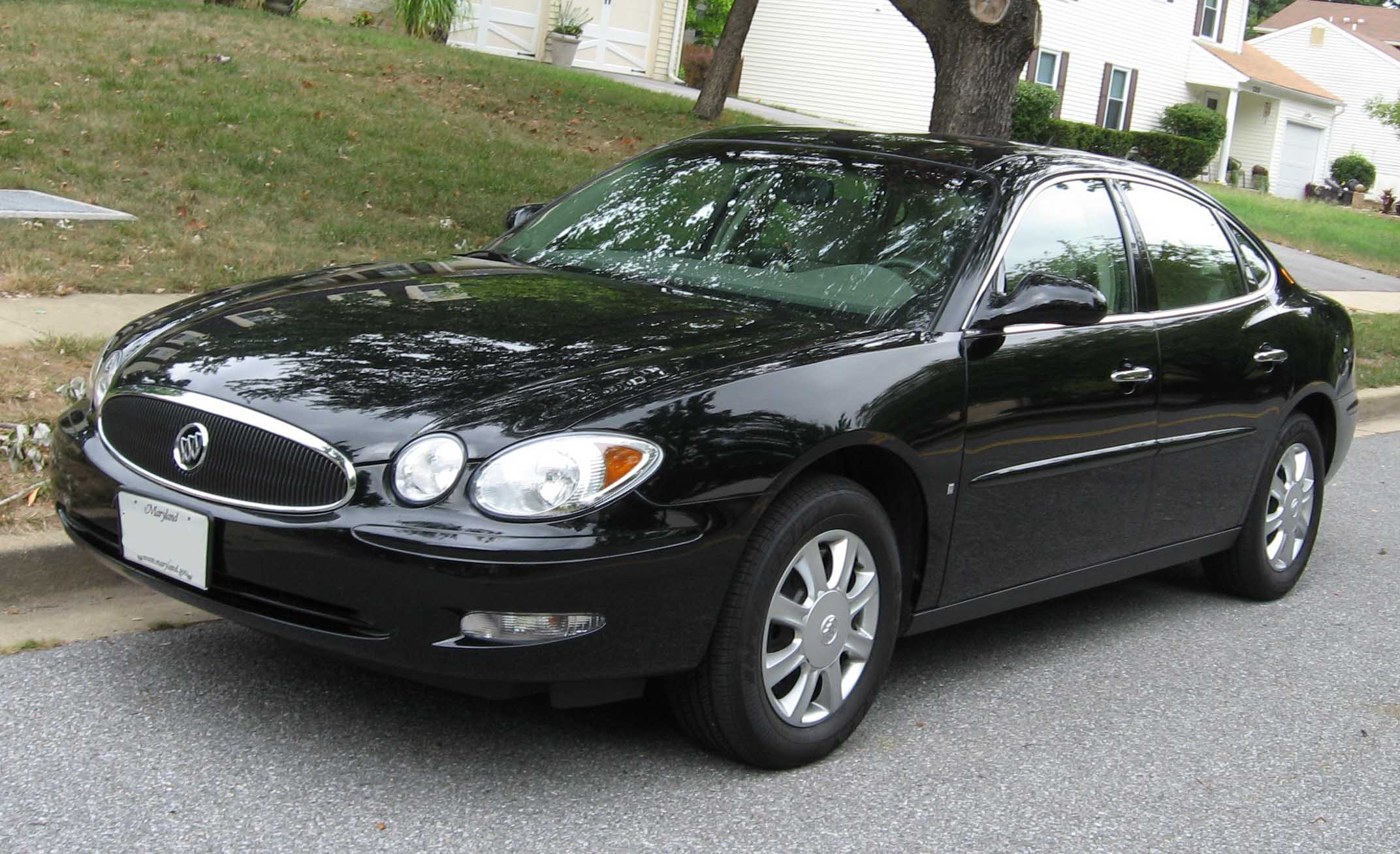 2007 Buick Lucerne Black >> File:Buick-LaCrosse-CX.jpg - Wikimedia Commons