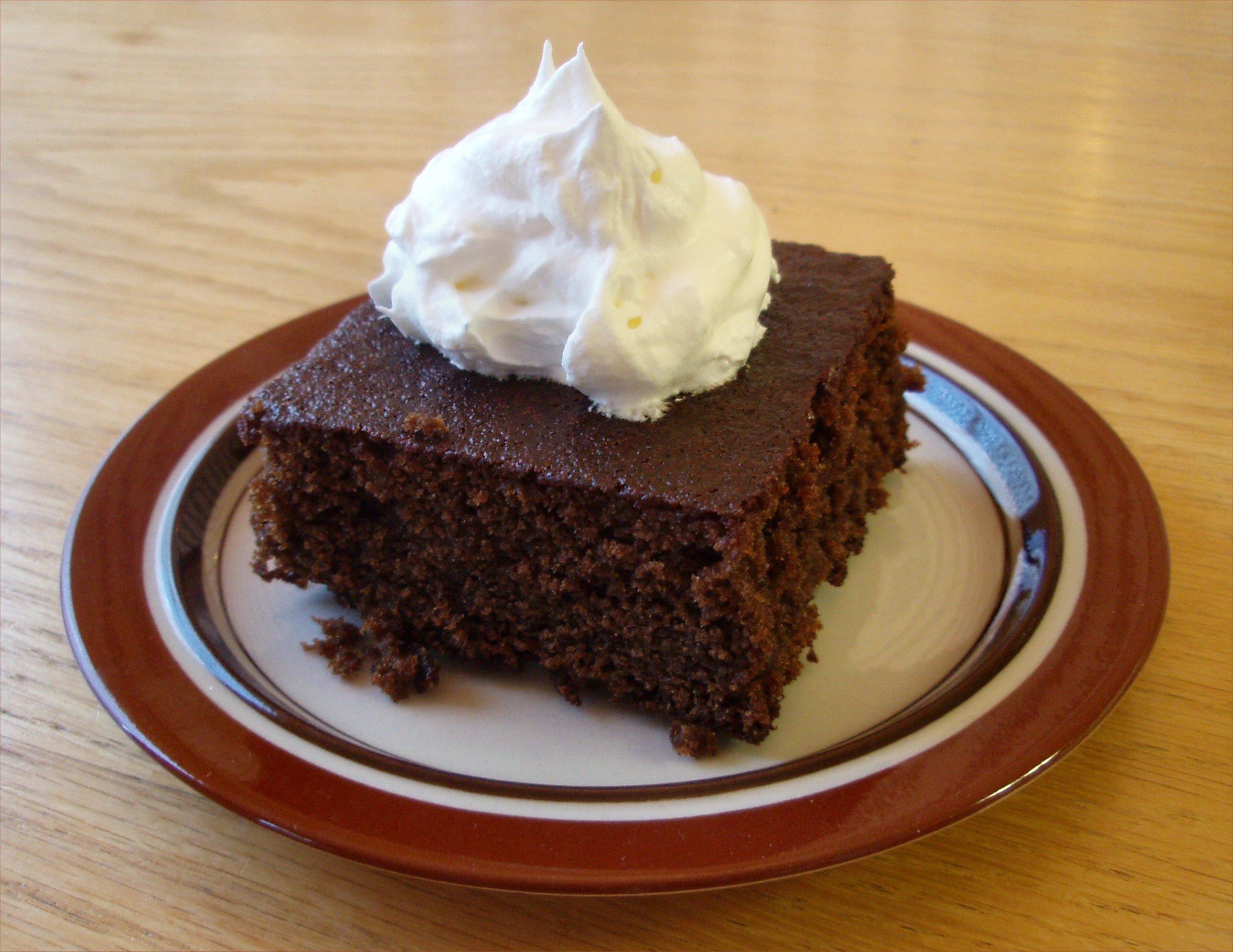 War Cake Recipe Ww