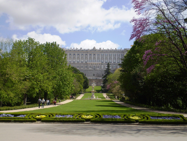 File campo del moro wikimedia commons for Jardines del moro