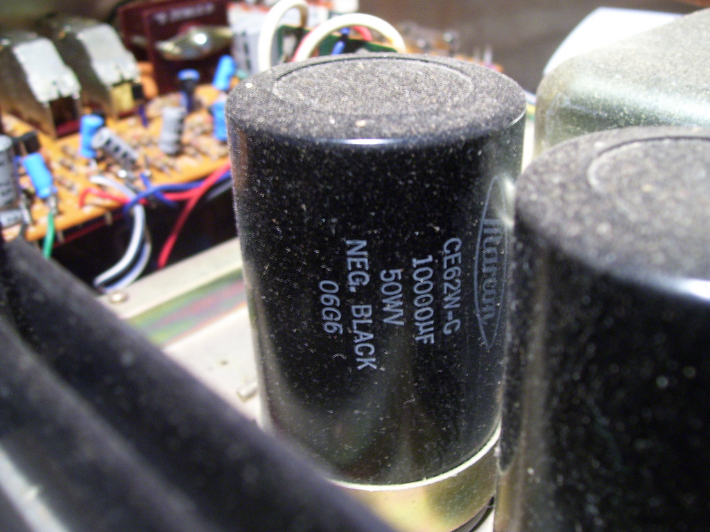 2 Capacitors Cheap Amp Power Capacitor Find Deals On Line At