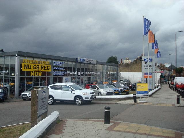 Car dealer website drupal
